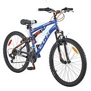 CCM Savage Youth Mountain Bike, 24-in