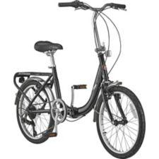 Schwinn Tango Hybrid Folding Bike, 20-in