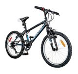 Supercycle Impulse Youth Bike, Black/Blue, 20-in | Supercycle | Canadian Tire