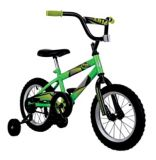 Supercycle Neon Green XR14 Kids Bike, 14-in | Supercycle