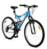"Supercycle Vice 26"" Full Suspension Mountain Bike 