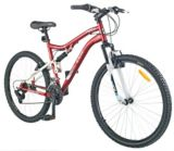 "CCM Vandal 24"" Full Suspension Mountain Bike 