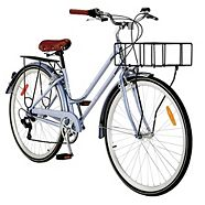 Everyday Trinity Women's 700C Hybrid Bike