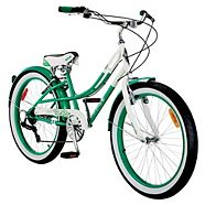 Everyday Shine Comfort Bike, 24-in