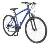 Supercycle Krossroads Dual-Sport Mountain Bike | Supercycle | The Supercycle Krossroads Dual-Sport Bike packs a list of great features in a bike that can take the rider on or off the road! The lightweight aluminum frame co