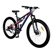 CCM Trailhead Dual Suspension Bike, 27.5-in