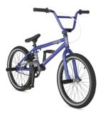 DK Kappa BMX Bike, Purple, 20-in | DK | DK Kappa BMX Bike is built for performance and safe riding Lightweight and durable frame for stability