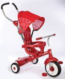 Tricycle poussette Radio Flyer 4 en 1 de luxe | Radio Flyer