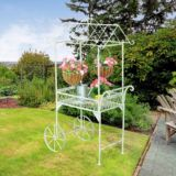 Sunjoy Steadly Flower Cart |