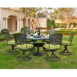 Sunjoy Maymont Dining Set, 7-pc | Sunjoy