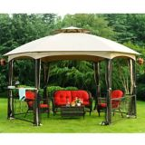 Sunjoy Viscount Hexagon Gazebo | Sunjoy