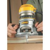 DEWALT 1-3/4 HP Fixed-Base Router | Dewalt