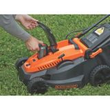 Black & Decker 40V MAX Lithium Cordless Lawn Mower, 16-in |