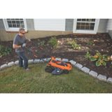 Black & Decker 40V MAX Cordless Lawn Mower, 20-in |