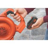 Black & Decker 20V MAX Lithium Sweeper |