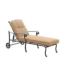 Chaises longues de jardin canadian tire for Chaise 0 gravite canadian tire