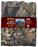 Camo Burlap for Floor | Allen