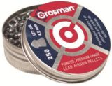Crosman 0.177 Caliber Pointed Pellets, 250-ct | Crosman