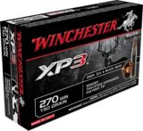 Winchester XP3 .270 Win 150-Grain Supreme Elite Rifle Ammunition | Winchester