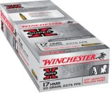 Winchester Super-X .17 HMR 20-Grain XTP Jacketed Hollow Point Rifle Ammunition | Winchester