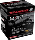 Winchester .22 Long Rifle 40-Grain M22 Rifle Ammunition, 1000-rounds | Winchester