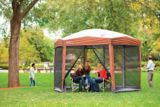 Coleman Instant Canopy with Screen Walls, 12 x 10-ft | Coleman