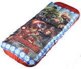 Marvel Avengers/Spider-Man Air Mattress with Comforter | Marvel