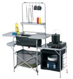 Broadstone Camping Kitchen Stand | Broadstone