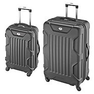 Outbound Hardside Spinner Luggage Set, 2-pc