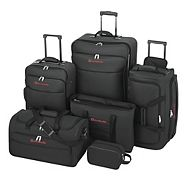 Outbound Spinner Luggage Set, 6-pc