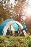 Woods™  Big Cedar Tent, 4-Person | Woods