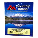 Freeze Dried Eggs With Ham & Peppers   Mountain House   Canadian Tire
