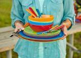 Outbound Melamine Dish Set, 25-pc | Outbound | Canadian Tire