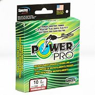 PowerPro Spectra Red Fishing Line, 150-yd