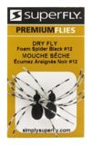 SuperFly Dry Fly, Foam Spider, #12 | SuperFly | Canadian Tire