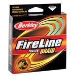 Berkley FireLine Tracer Braid Fishing Line, 65 lb | Berkley | Canadian Tire