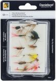 Danielson Fly Dry Assortment, 12-pc