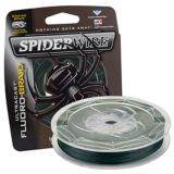 Spider Wire Fluoro Braid Fishing Line | Spiderwire