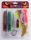 Red Wolf Bass Lure Kit, 42-pc | Red Wolf | Canadian Tire