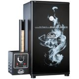 Bradley Original 4-Rack Electric Smoker | Bradley | Whether it's ribs, fish, steaks, chicken or cheese, the Bradley smoker delivers that delicious smokehouse flavour you crave. It produces clean, continuous smoke