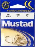 Egg Hook 2X Strong Gold | Mustad
