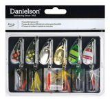 Danielson Big Game Spinner Kit, 6-pk