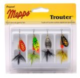 Mepps Trouter Kit, Dressed Lure