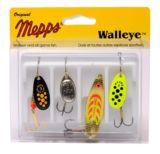 Mepps Walleye Lure Kit, 4-pk