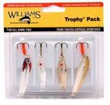Williams Trophy Wabler/Whitefish Lure Kit, 4-pk