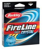 Berkley Fireline Crystal Ice Fishing line | Berkley