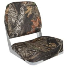 Folding Boat Seat Camouflage Canadian Tire