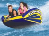 Airhead Matrix V2 Inflatable Double Rider Water Raft Towable Tube | Airhead | Canadian Tire