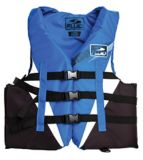 Fluid Adult 3-Buckle PFD | Fluid | Canadian Tire
