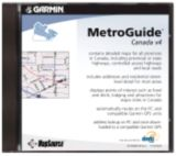 Metro Guide Roads & Recreation Handheld GPS CD | Garmin